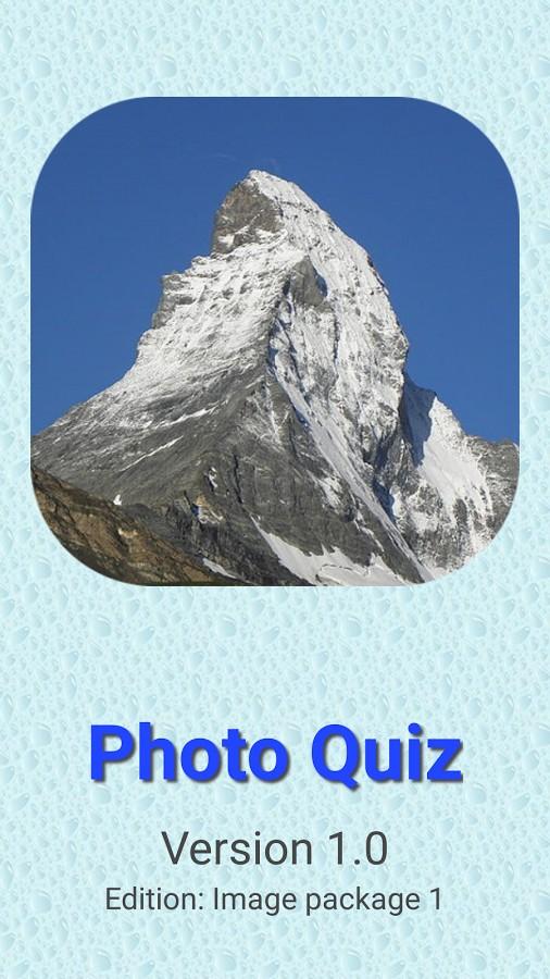 Photo-Quiz