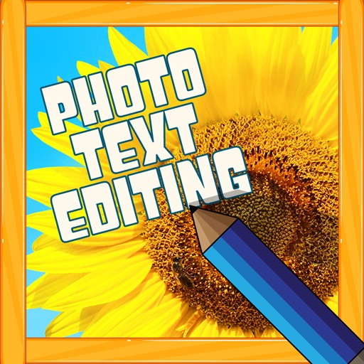 Photo Text Editing