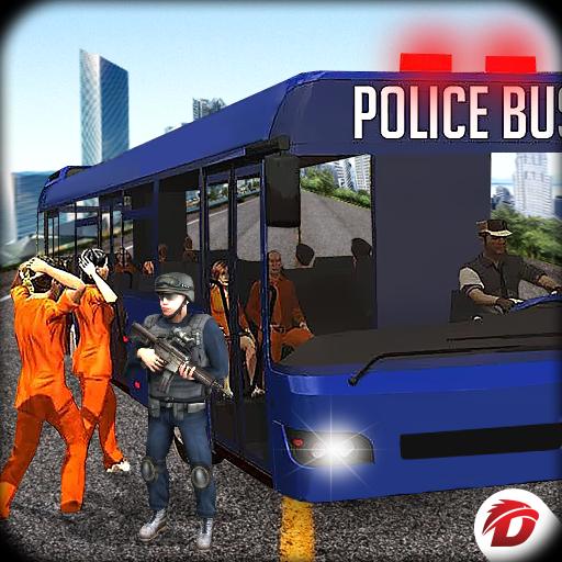 Police Prisoners Van