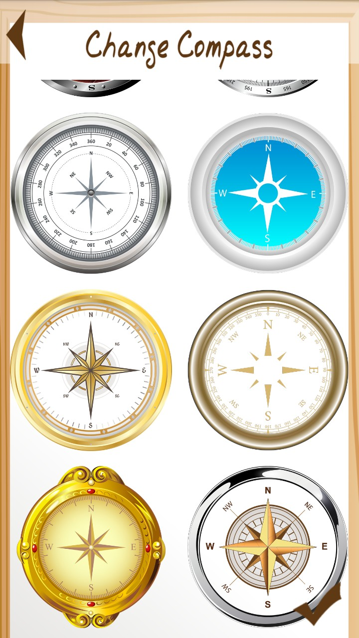 Practical Accurate Compass