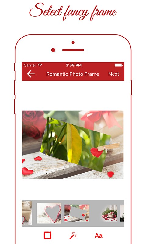 Romantic Love Photo Maker