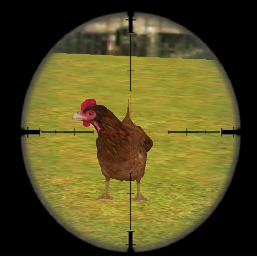 Scream chicken Hunt 2017