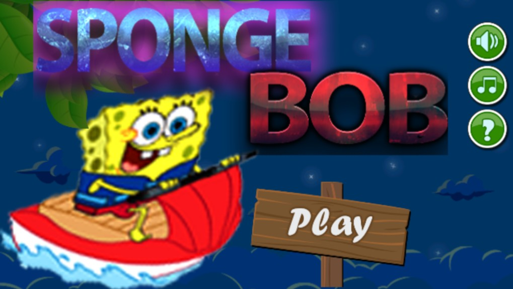 Sponge-Bob Speed Racing