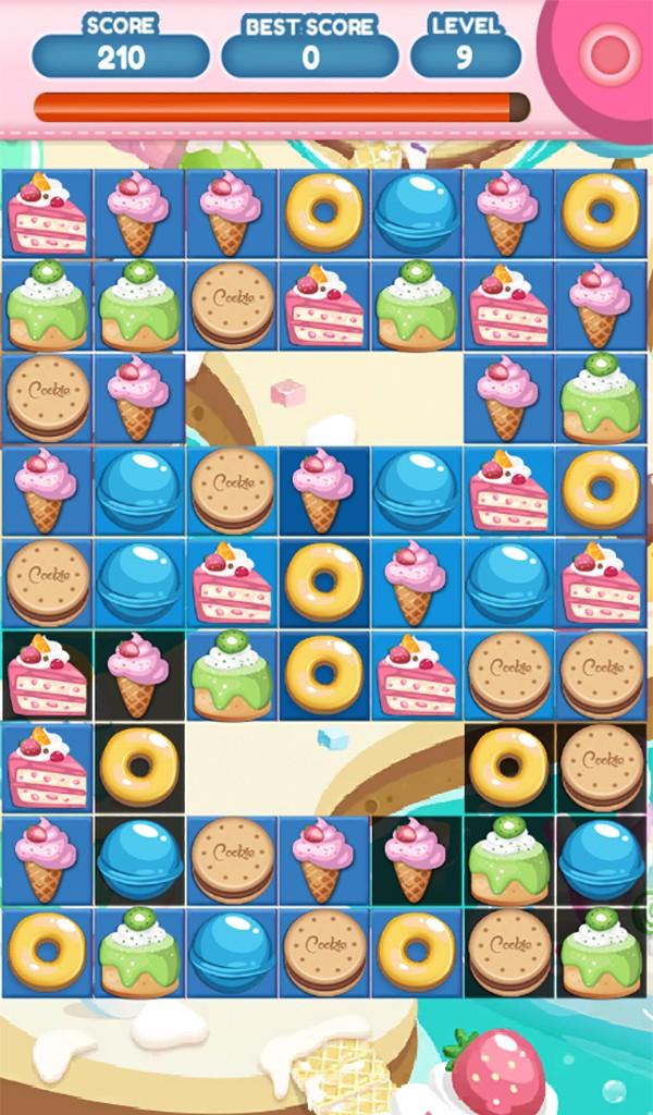 Sweet Candy Splash HD