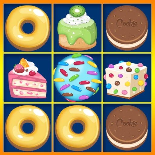 Sweet Candy Splash HD
