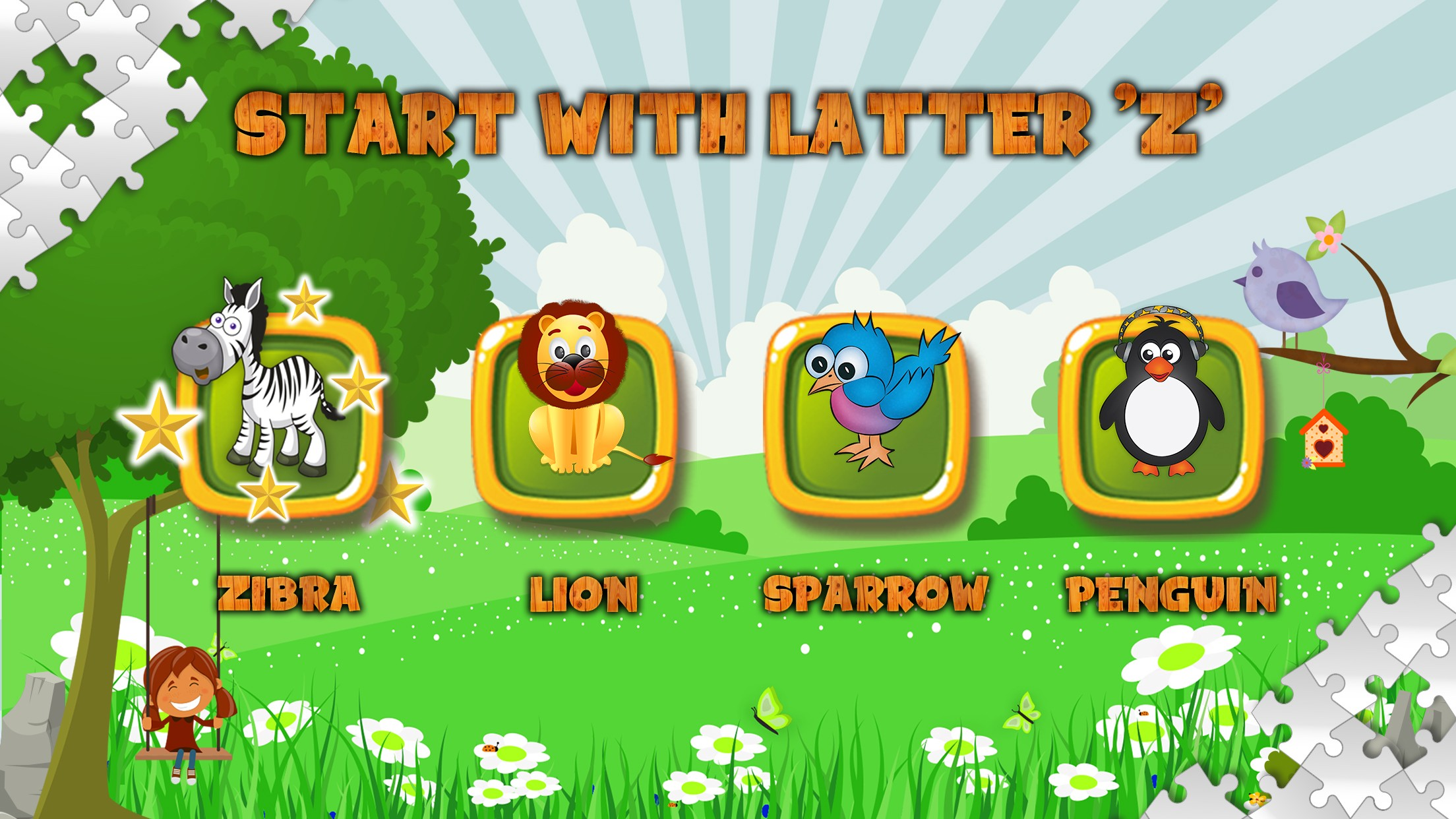 Smart Kids 3 | Fun learning puzzle games for kids