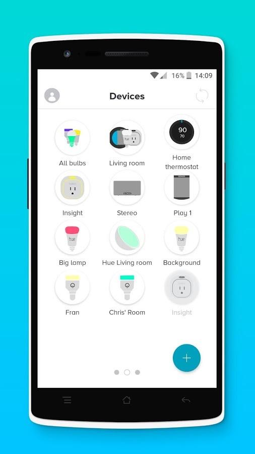 yeti smart home automation. Black Bedroom Furniture Sets. Home Design Ideas