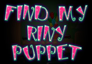 BEG Find My Riny Puppet