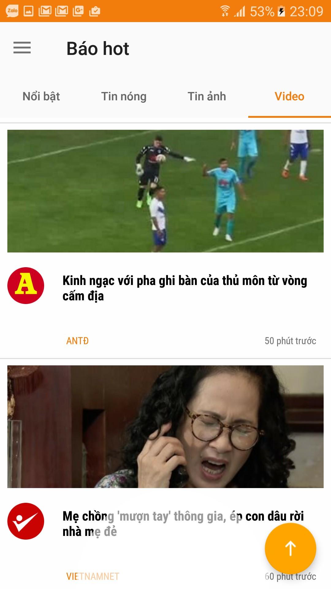 Báo mới - Tin tức nhanh