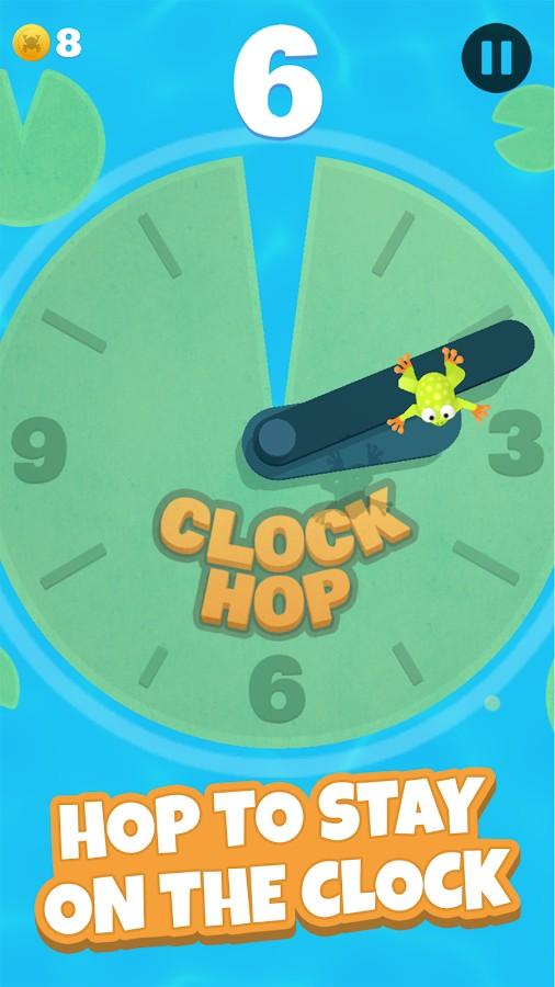 Clock Hop