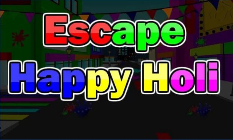 Escape Happy Holi