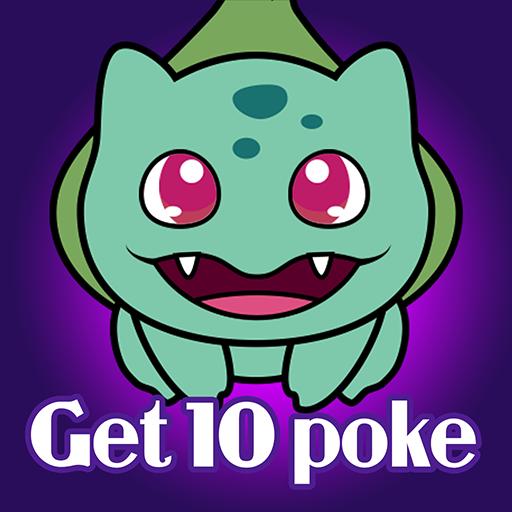 Get 10 Pokeball