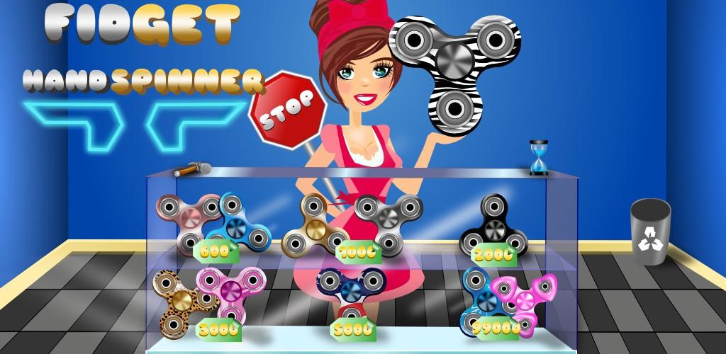 Hand Spinner Evolution Toy
