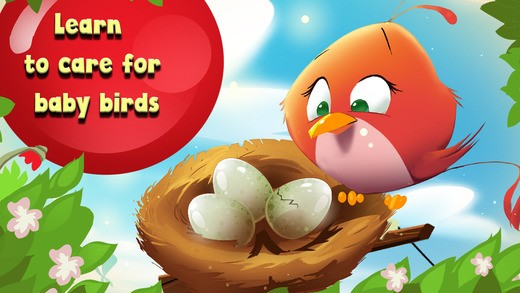 Kids Hello Spring - Preschool learning games