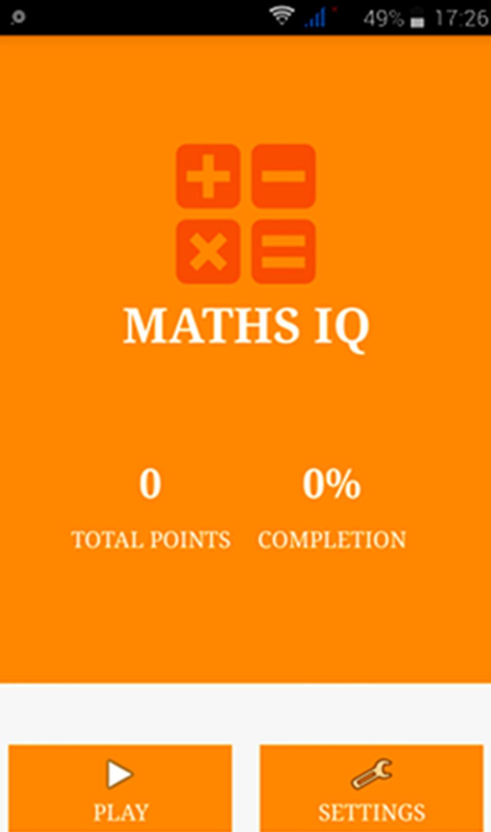 Maths IQ