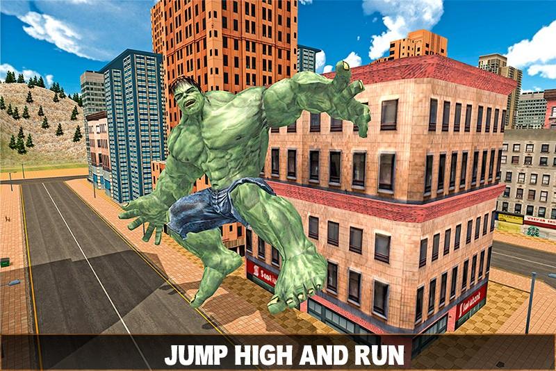 Monster Hero Battle