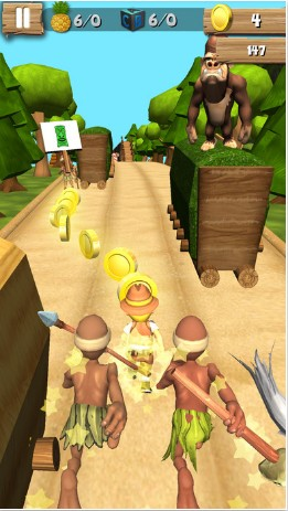 Safari Jungle Run Adventure 3D - Last Hero