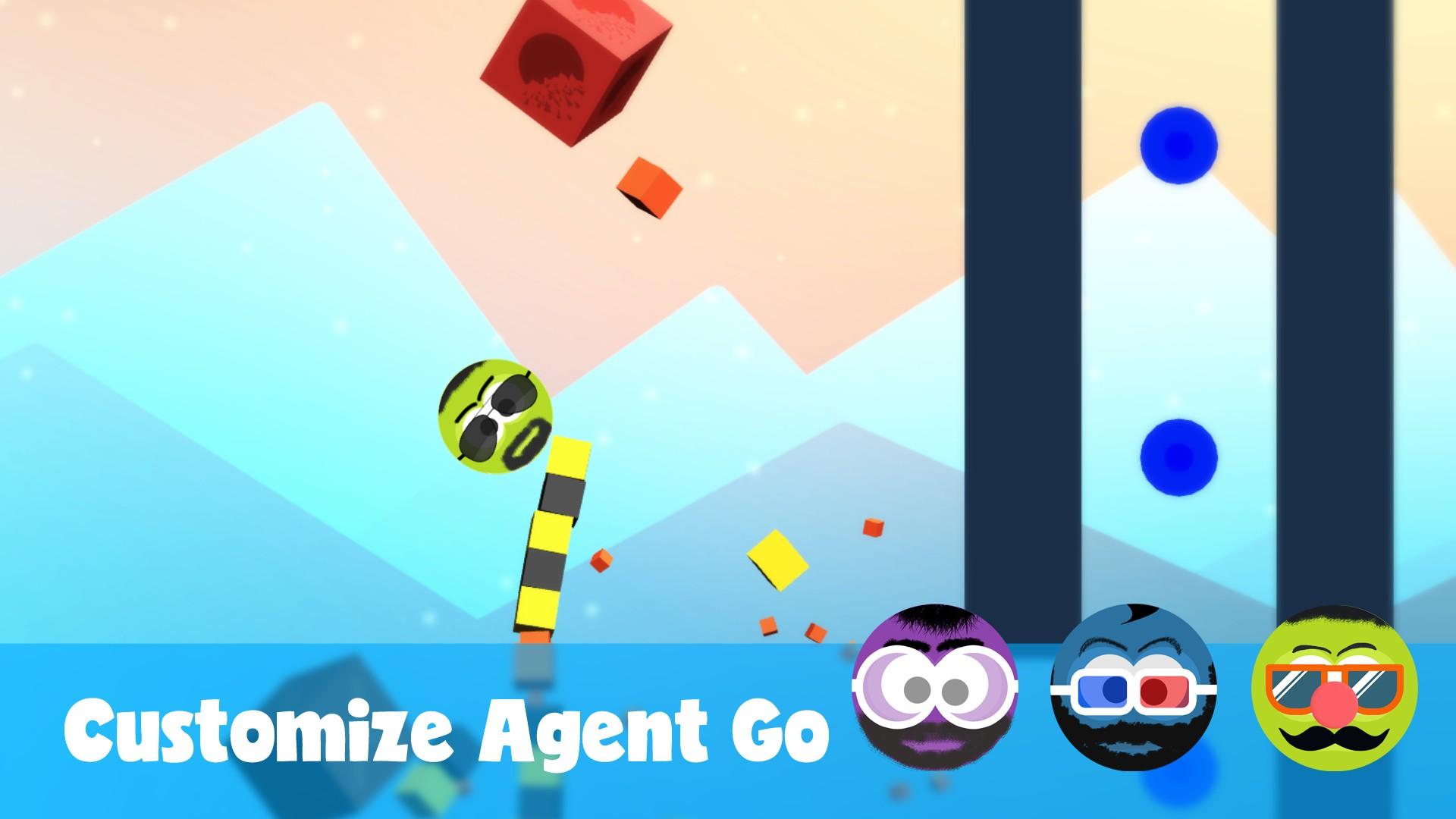 Secret Agent Go!