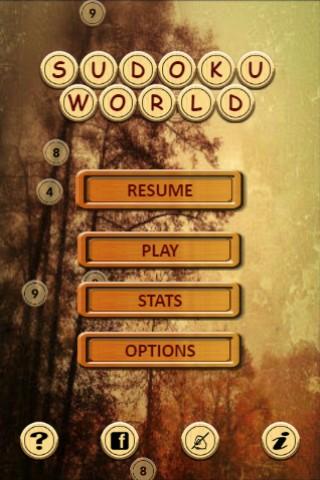 Sudoku World Togomori