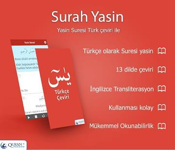 Sura Yaseen Turkey