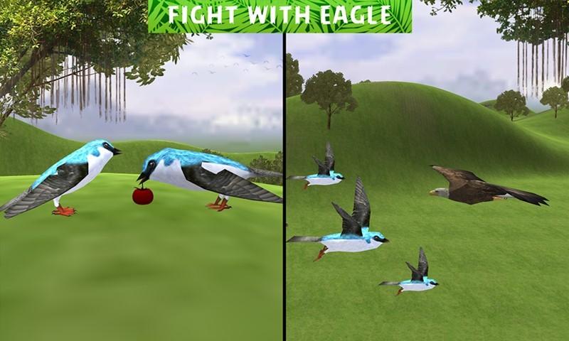 Swallow Bird Simulator