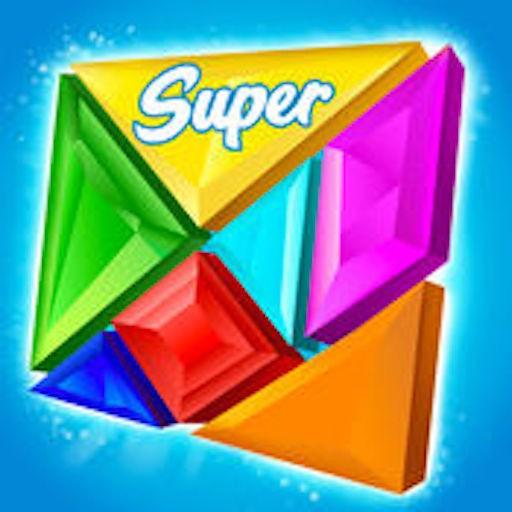 Tangram Saga HD - Puzzle Games