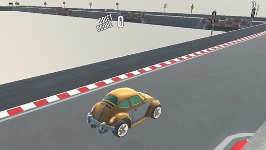 Tap Drift - Wild Run Car Racing