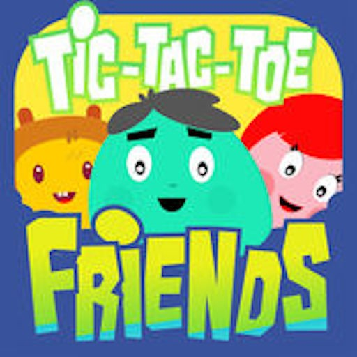 Tic Tac Toe Friends - Online