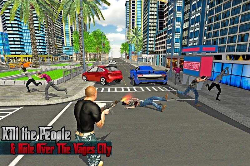 Ultimate Gangster Crime City