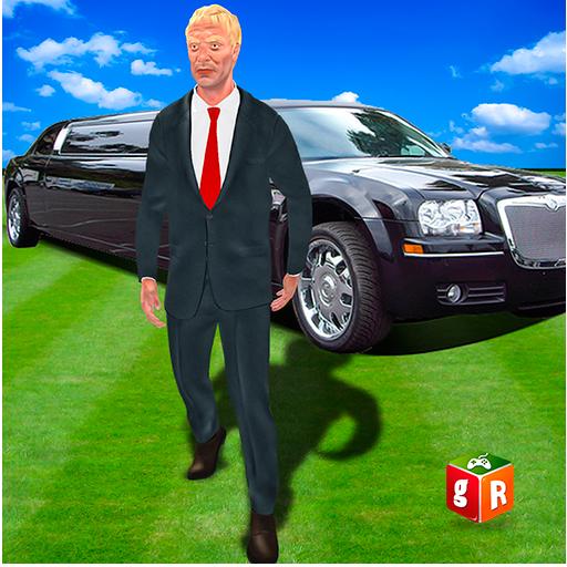 USA President Limo Driver
