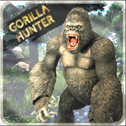 Wild Gorilla City Attack