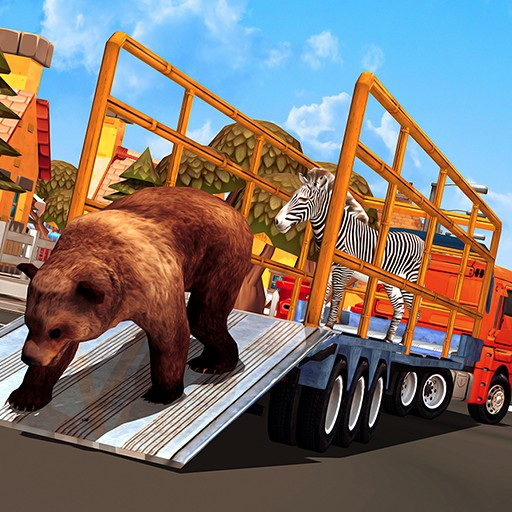 Zoo Animal - Truck Transport