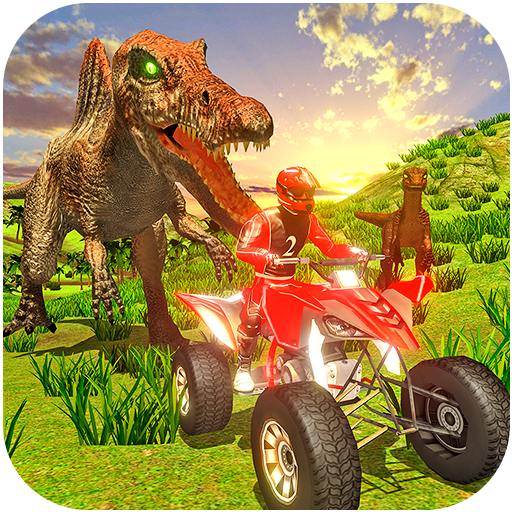 ATV Bike Racing Dino Adventure