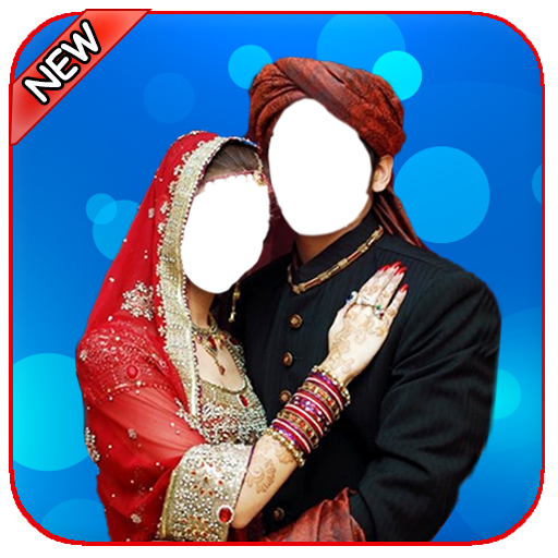 Couple Wedding Suit Photo Editor