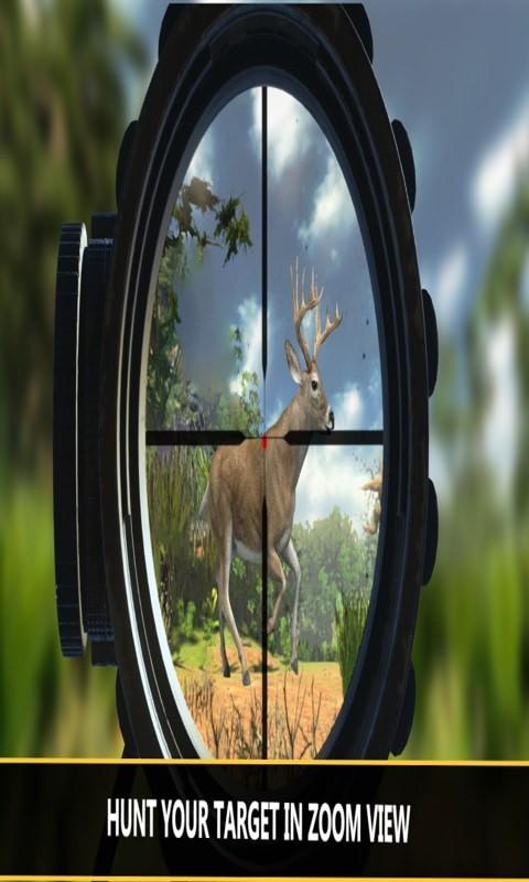Deer Hunting - Sniper Shooting 3D