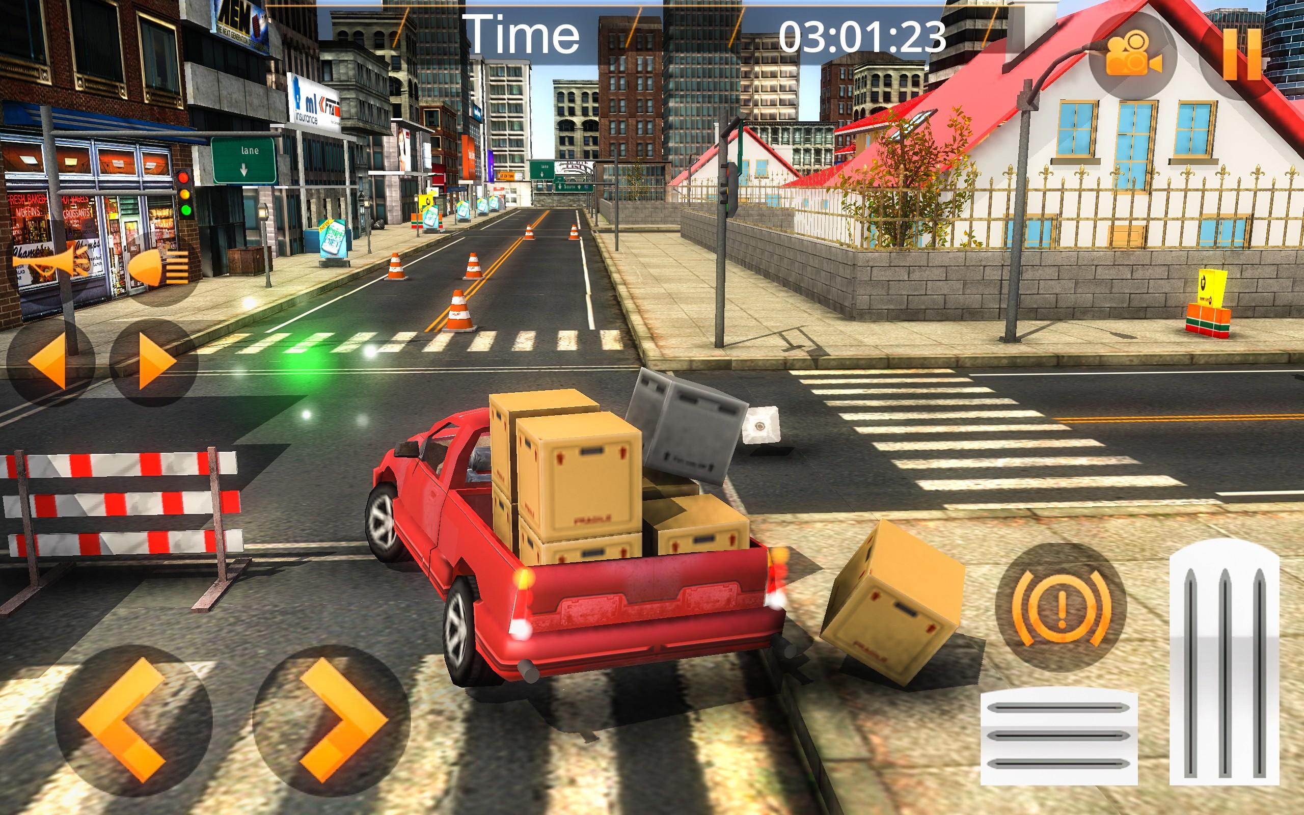 Extreme Cargo Truck Simulator