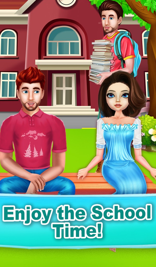 High School Secret Love Affair