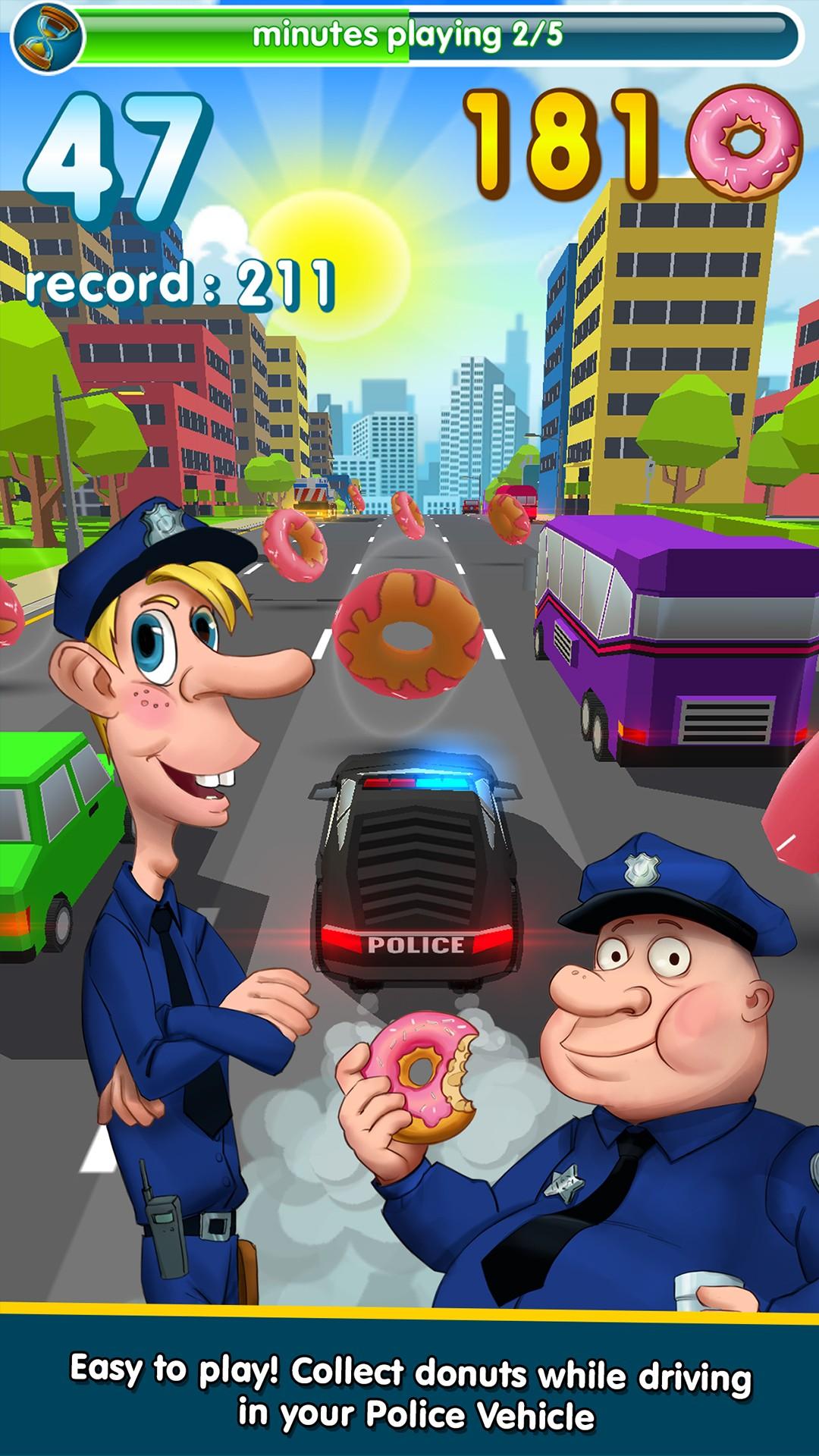 Hunger Cops