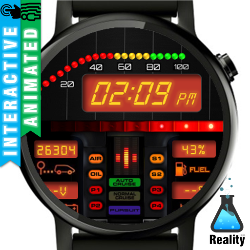 KittDB - Watch Face