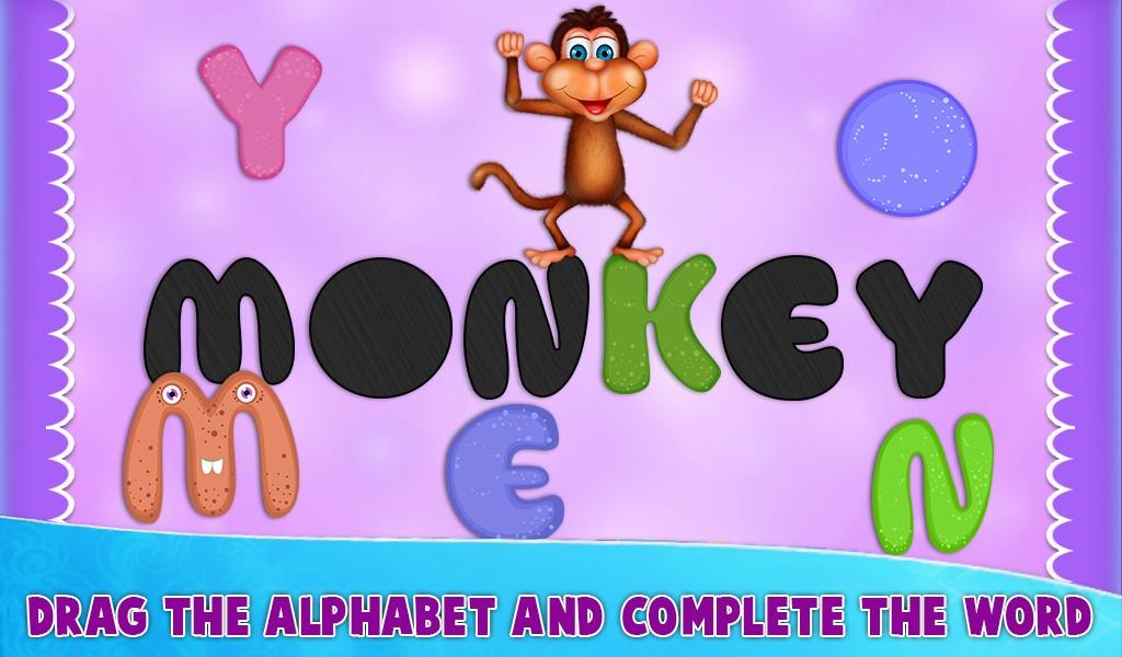 Learning Words For Preschool Kids