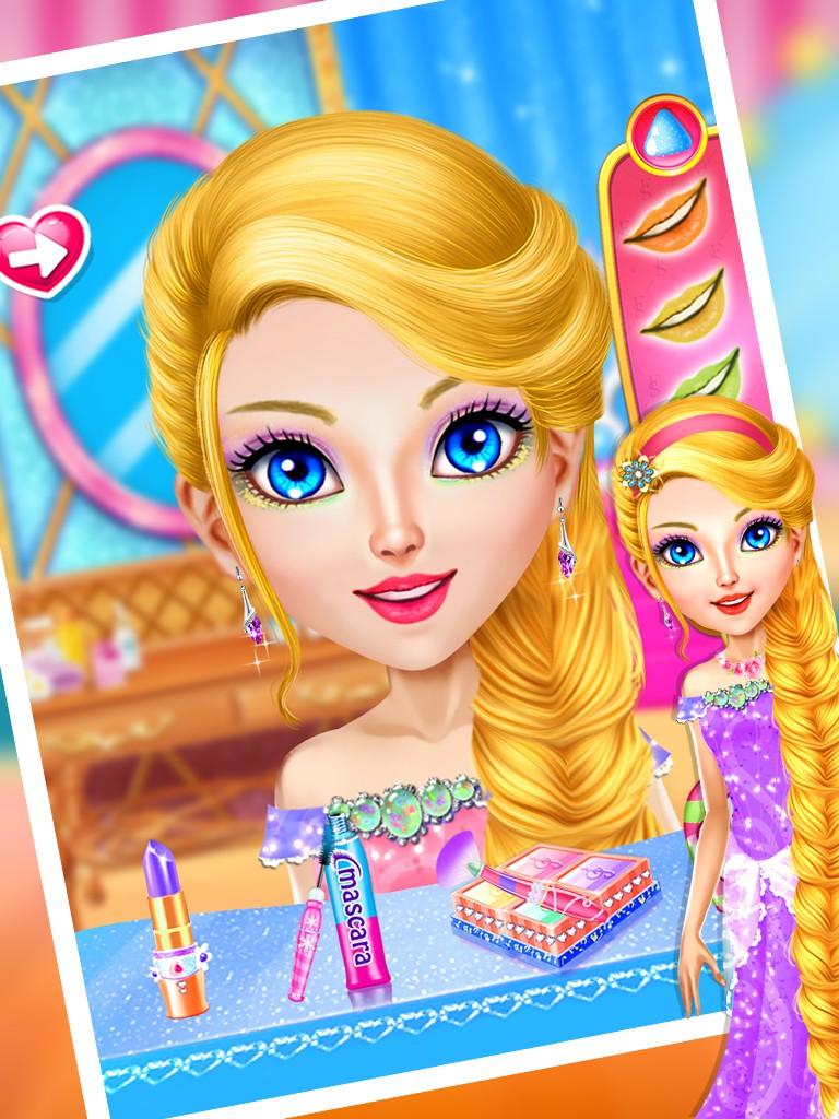Princess Makeup Salon 4