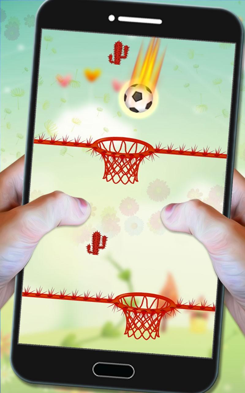 Real Basketball throwing - Basketball Shoot 2017