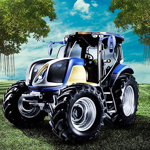 Real Tractor Parking