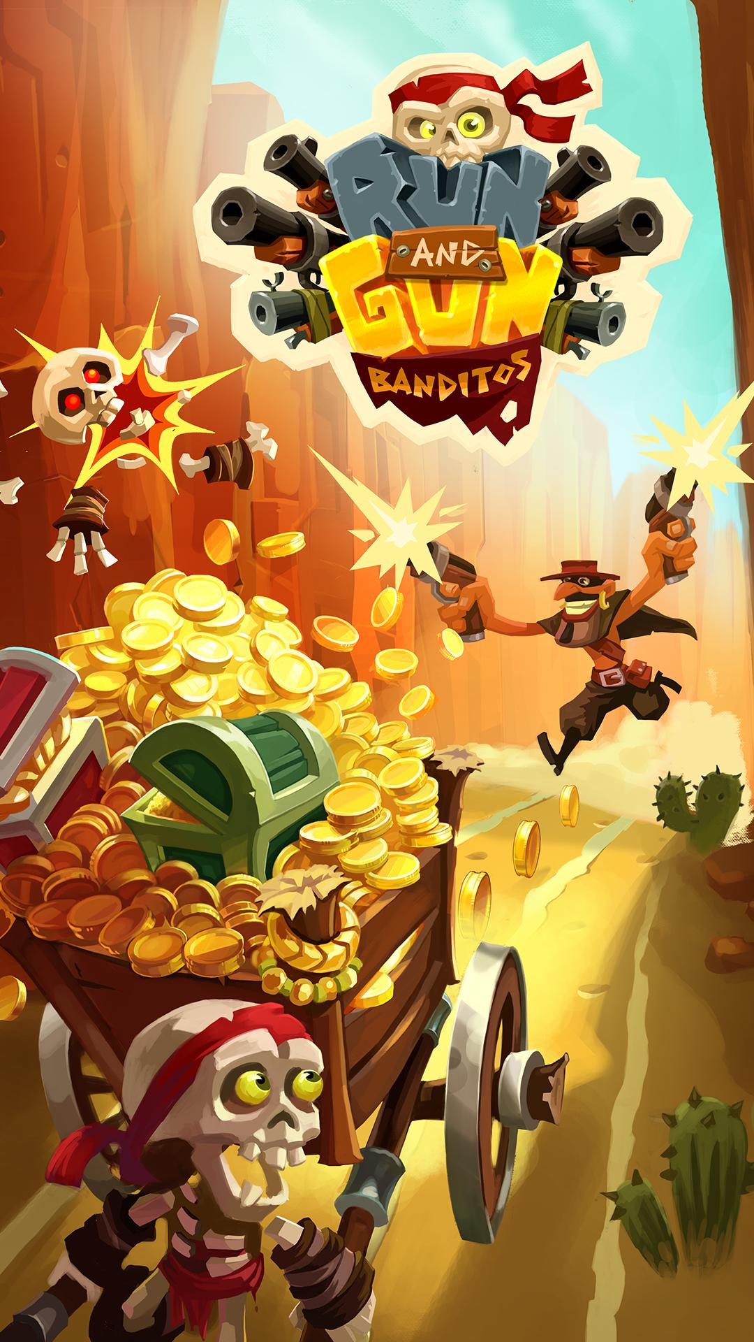 Run & Gun: Banditos