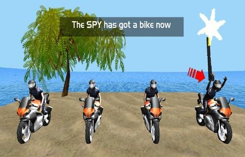 Spot the SPY