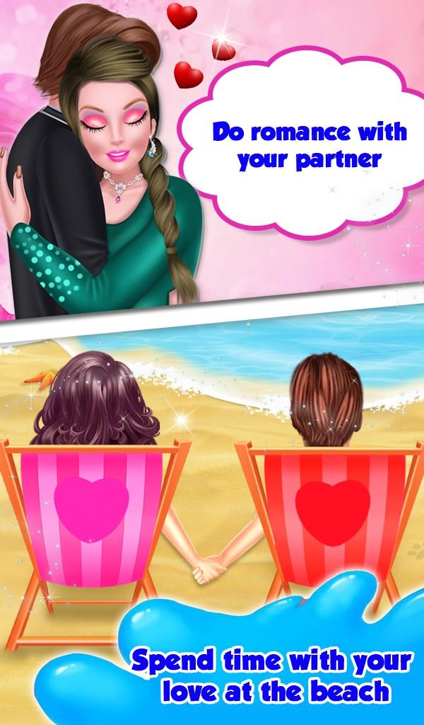 Swimming Pool Love Affair