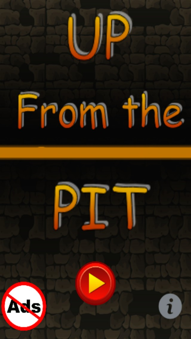 UP from the pit