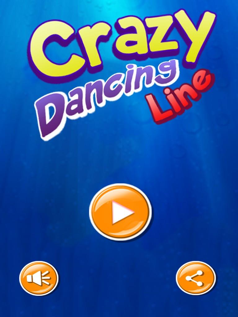 Crazy Dancing Line