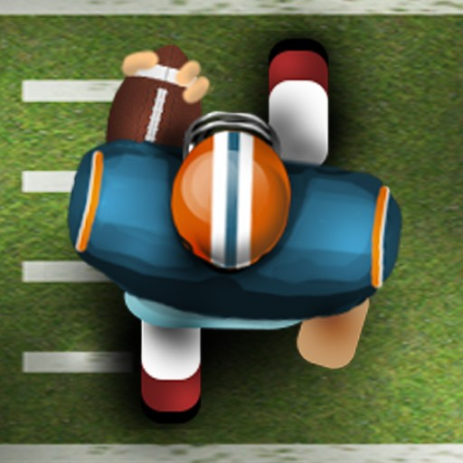 Finger Rush Football