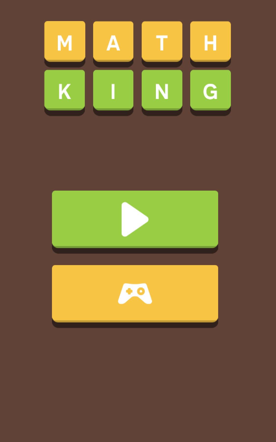 Math King